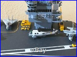 USS Enterprise CVN-65 Finished Model Ship
