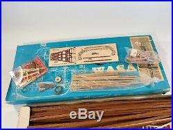 Vintage Billing Boats Gustav II Adolfs Regalskepp WASA Wood Model Kit Ship NR440