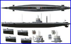 WWI German U-Boat SM U9 Das Werk 72001 Plastic ship Model kit 1/72