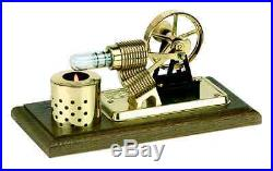 Wilesco H 100 Working Live Stirling Engine See Video Shipped from USA