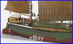 Will Everard Thames Sailing Barge Billing Boats Wooden Ship Kit B601
