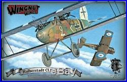 Wingnut Wings Halberstadt CL. II (Late)-32062. OOP. Ship worldwide